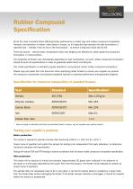 Guide - Rubber Compound Specification