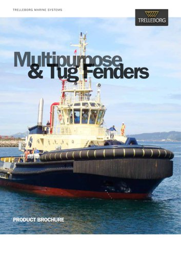 Multipurpose and Tug Fenders