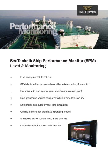 SeaTechnik - Ship Performance Monitor Level 2