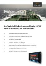 SeaTechnik Ship Performance Monitor (SPM)  Level 1 Monitoring for all Ship Types