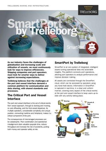 SmartPort by Trelleborg Factsheet