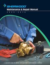 Sherwood Maintenance and Repair Manual - 1