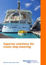 FLX Mooring System for Cruise Ships Brochure