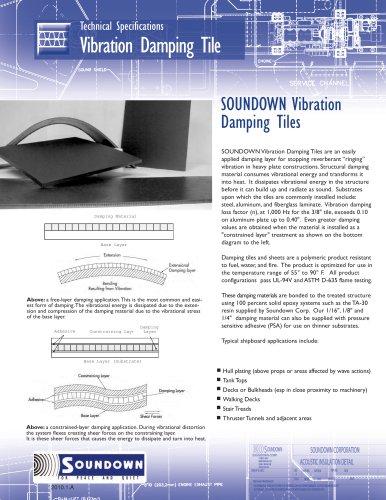 Damping Tiles