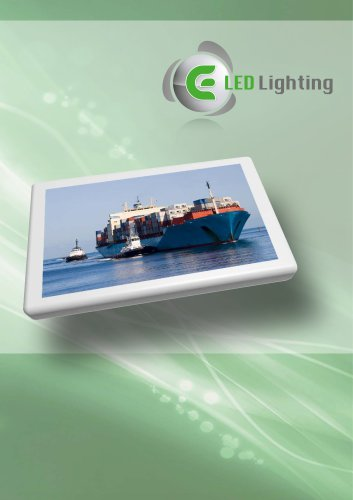 E-LED Lighting Catalogue 2015
