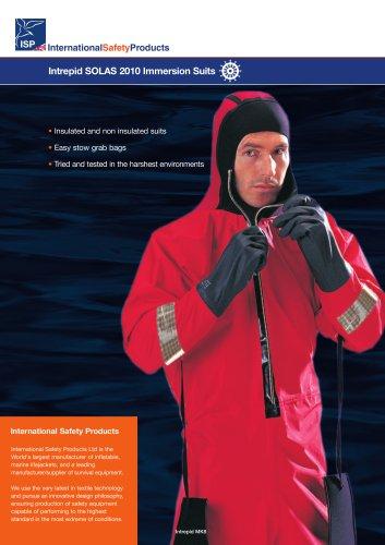 Immersion Suit Brochure