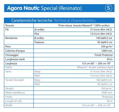 Agora Nautic Special