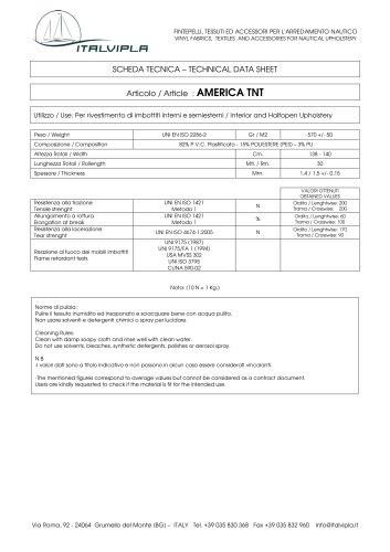 AMERICA TNT