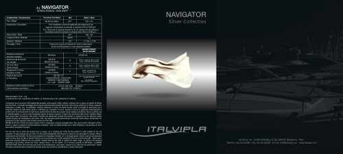 Navigator Silver Collection