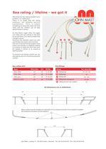 Sea-railing or lifeline - 1