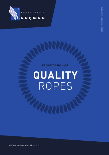 Langman Quality Ropes