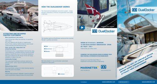 DualDocker docking systems