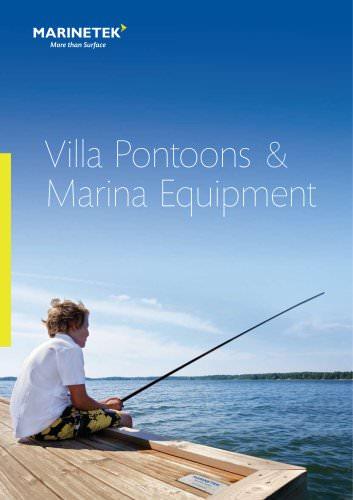 Villa Pontoons & Marina Equipment