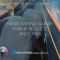 Megafend's brochure