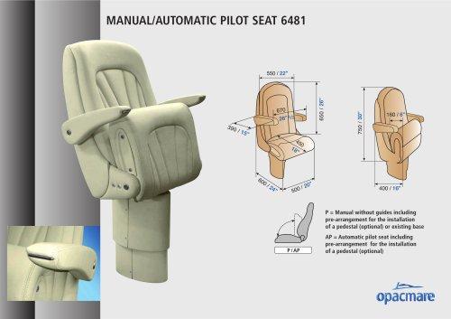 seat model 6481