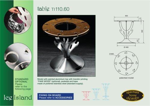 table model TI 110.60