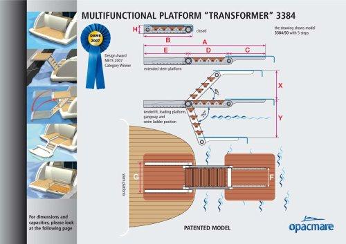 transformer model 3384