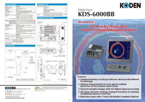 KDS-6000BB