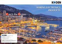MARINE ELECTRONICS PRODUCTS