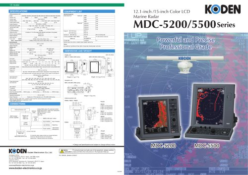 MDC-5260