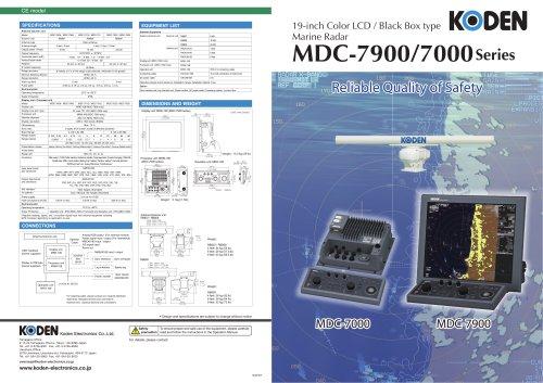 MDC-7900/7000 Series