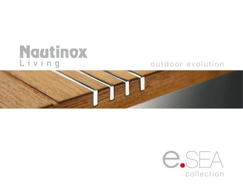 e.sea furniture collection