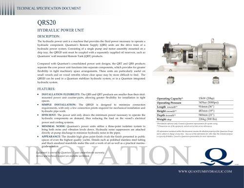 HPU QRS20