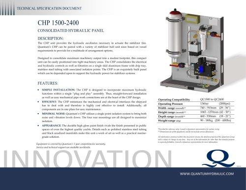 Quantum CHP 1500-2400