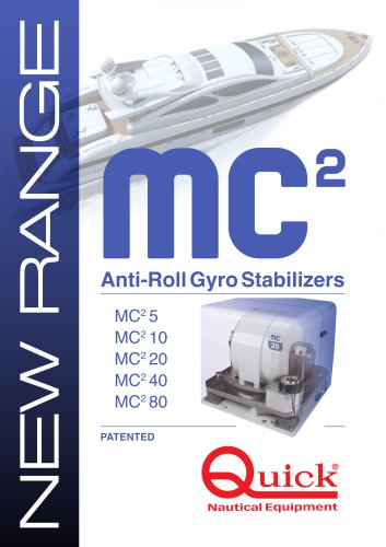 Anti-Roll Gyro Stabilizers