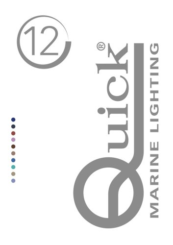 Quick® Marine Lighting Catalog 2019