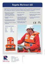 The collection of Workvests - Workvest 402 - 1
