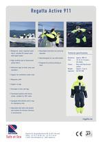 Flotation suits - Active 911 - 2