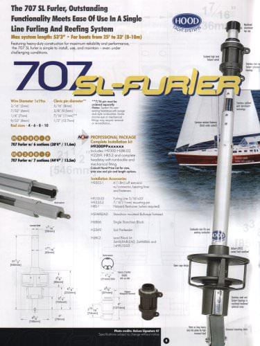 707 SL FURLER