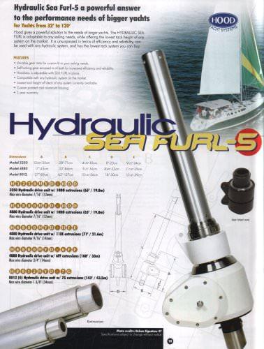 HYDRAULIC FURLER