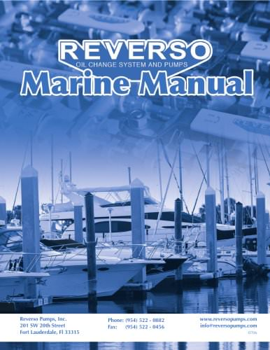 Reverso Marine Manual