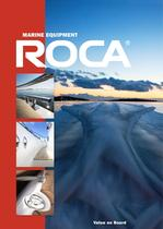 Roca Marine catalogue