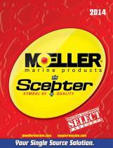 Scepter Marine Moeller Catalogue 2014