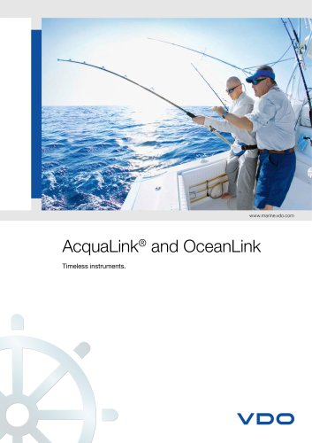 AcquaLink® and OceanLink