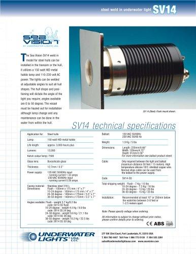 Sea Vision SV14 SS