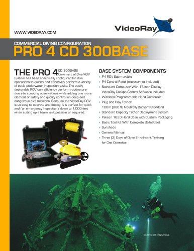 PRO 4 CD 300BASE