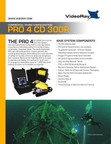 PRO 4 CD 300R