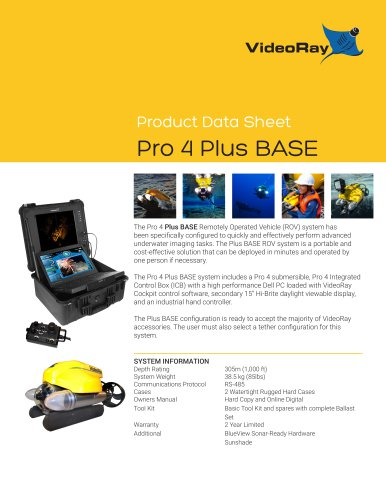 Pro 4 Plus BASE