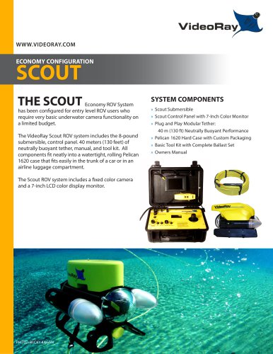 Scout ROV