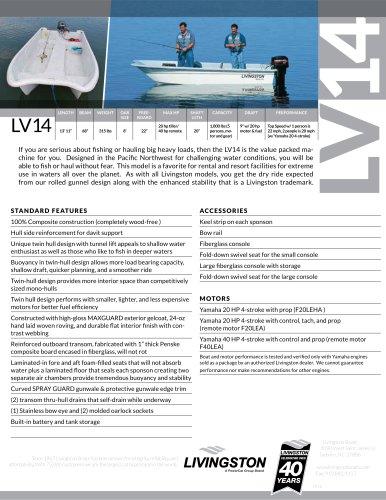 LV14 - World Cat - PDF Catalogs | Documentation | Boating