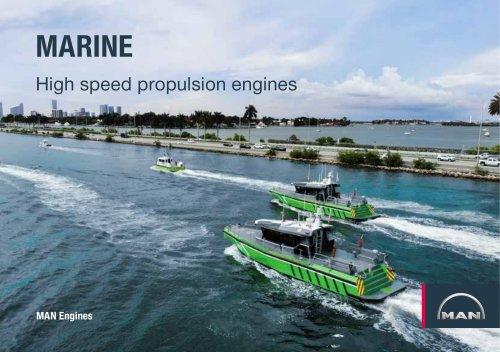 Brochure Marine Commercial