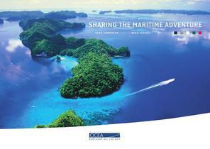 OCEA yacht brochure