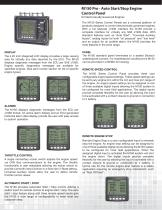 Control Panels and Instruments for Electronically Governed Engines - 6