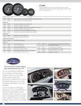 Faria Marine Instruments Aftermarket catalog - 12