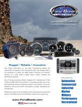 Faria Marine Instruments Aftermarket catalog - 2