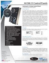 M150L15 Control Panels - 1